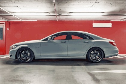 2012 Mercedes-Benz CLS63 ( C218 ) AMG Seven-11 by Wheelsandmore 14