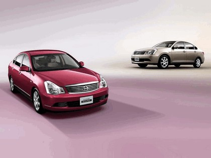 2006 Nissan Bluebird Sylphy 20S japanese version 1
