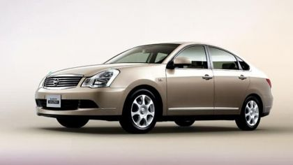2006 Nissan Bluebird Sylphy 20S japanese version 3
