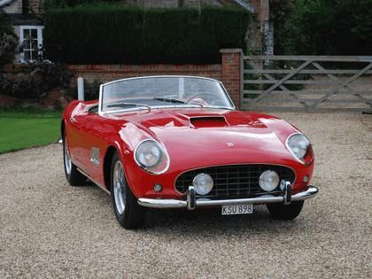 1957 Ferrari 250 GT LWB California spider 13