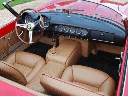 1957 Ferrari 250 GT LWB California spider 21