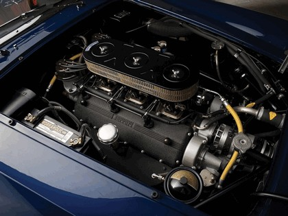 1957 Ferrari 250 GT LWB California spider 26
