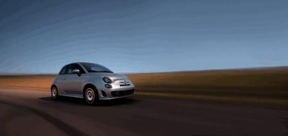 2013 Fiat 500 turbo - USA version 3