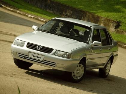 1998 Volkswagen Santana - Brasil version 1