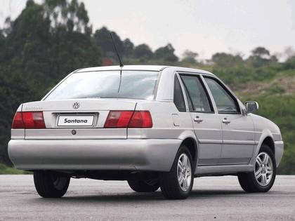 1998 Volkswagen Santana - Brasil version 3