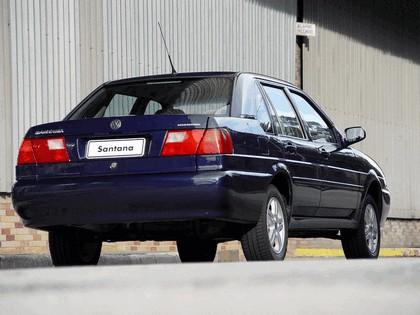 1998 Volkswagen Santana - Brasil version 5