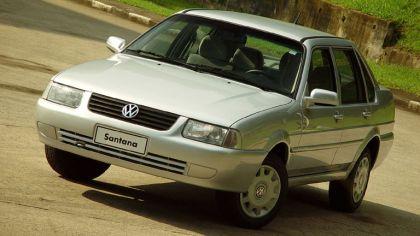 1998 Volkswagen Santana - Brasil version 2