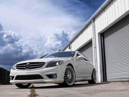 2012 Mercedes-Benz CL65 ( C216 ) by RENNtech 1
