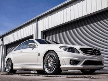 2012 Mercedes-Benz CL65 ( C216 ) by RENNtech 2