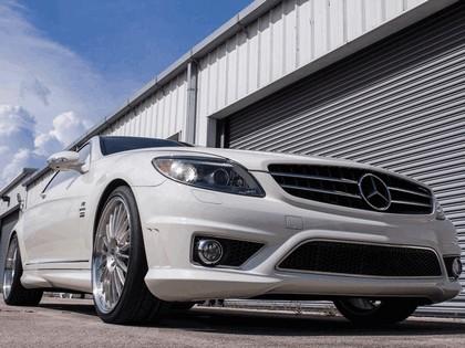2012 Mercedes-Benz CL65 ( C216 ) by RENNtech 3