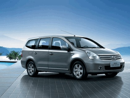 2006 Nissan DongFeng Livina Geniss chinese version 2