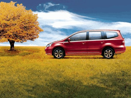 2006 Nissan DongFeng Livina Geniss chinese version 3