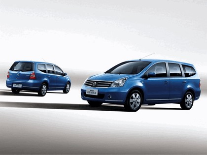 2006 Nissan DongFeng Livina Geniss chinese version 6