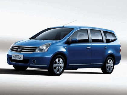2006 Nissan DongFeng Livina Geniss chinese version 7