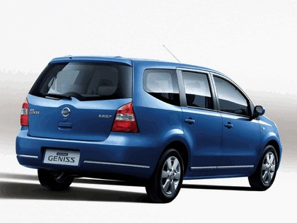 2006 Nissan DongFeng Livina Geniss chinese version 8