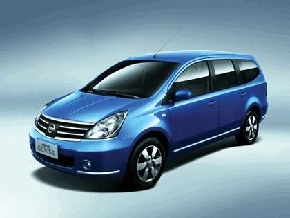 2006 Nissan DongFeng Livina Geniss chinese version 9