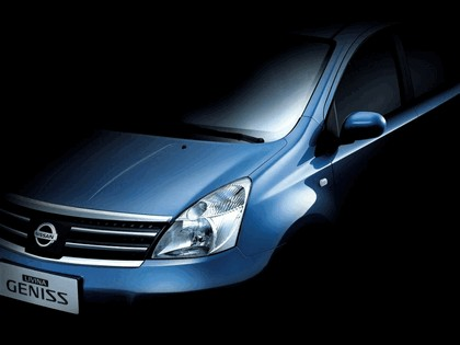 2006 Nissan DongFeng Livina Geniss chinese version 18