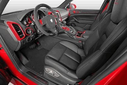 2012 Porsche Cayenne ( 958 ) by Lumma Design 17