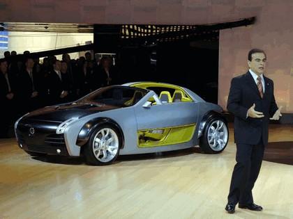 2006 Nissan Urge concept 5