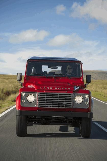 2013 Land Rover Defender 110 2