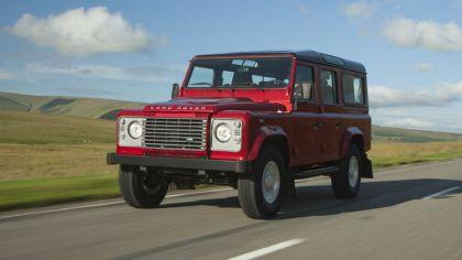 2013 Land Rover Defender 110 8