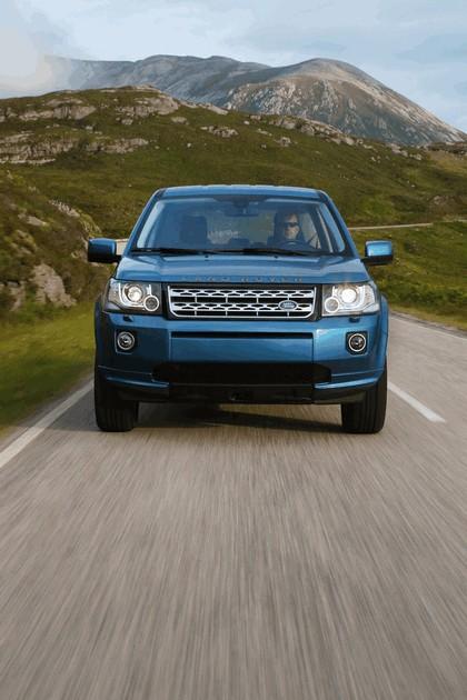 2013 Land Rover Freelander 2 4