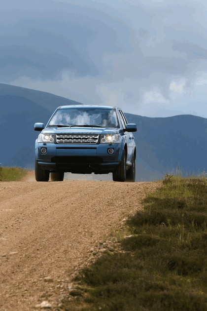 2013 Land Rover Freelander 2 11