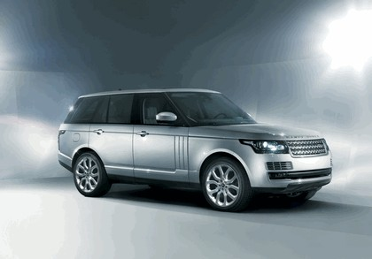 2013 Land Rover Range Rover 1