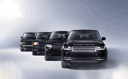 2013 Land Rover Range Rover 8