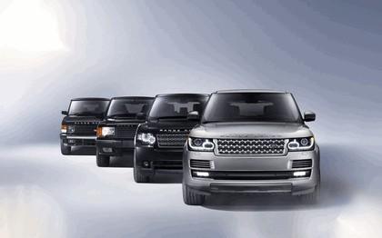 2013 Land Rover Range Rover 9