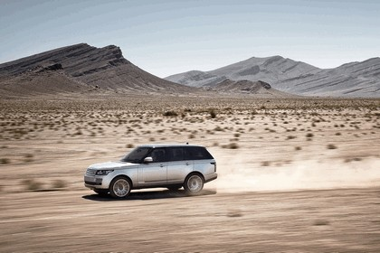 2013 Land Rover Range Rover 20