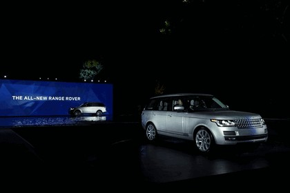 2013 Land Rover Range Rover 70