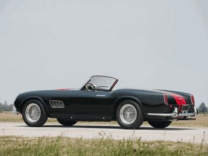 1957 Ferrari 250 GT LWB California spider Two Tone 2