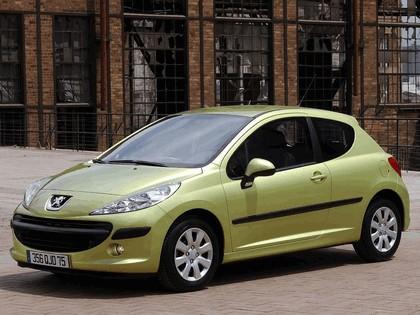 2006 Peugeot 207 3-door 3