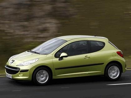 2006 Peugeot 207 3-door 5