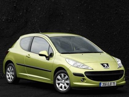 2006 Peugeot 207 3-door 7