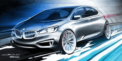 2012 BMW Concept Active Tourer 43