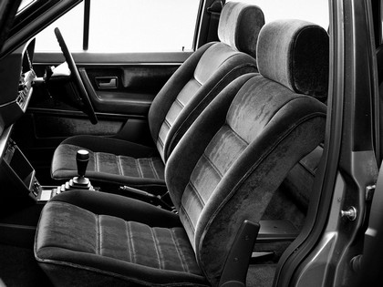 1984 Volkswagen Santana - Japan version 4