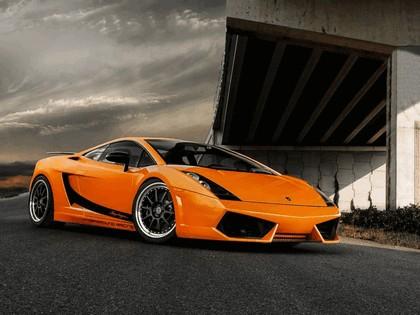 2012 Lamborghini Gallardo Superleggera by HRE Performance Wheels 2