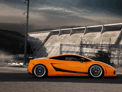 2012 Lamborghini Gallardo Superleggera by HRE Performance Wheels 3