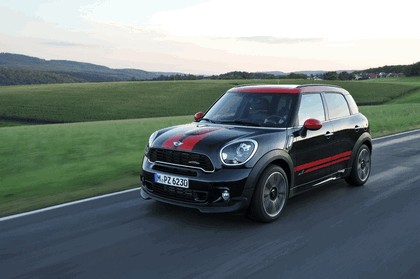 2012 Mini Countryman JCW 1