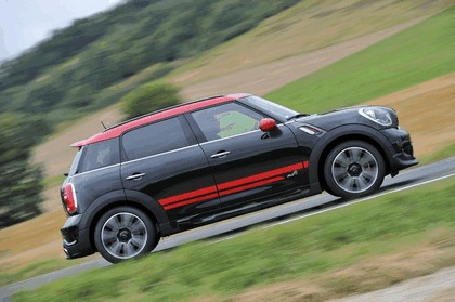2012 Mini Countryman JCW 4