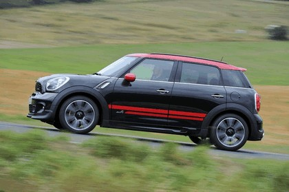 2012 Mini Countryman JCW 6