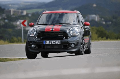 2012 Mini Countryman JCW 7