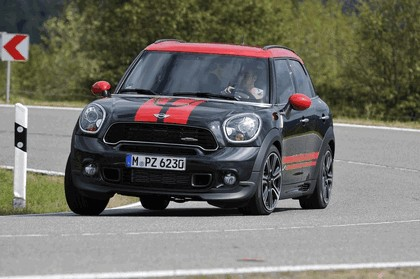 2012 Mini Countryman JCW 8