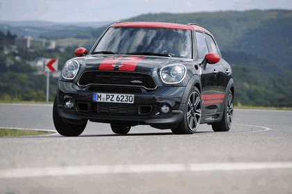 2012 Mini Countryman JCW 9