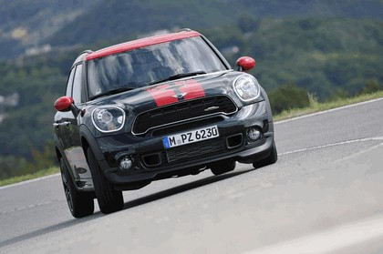 2012 Mini Countryman JCW 10