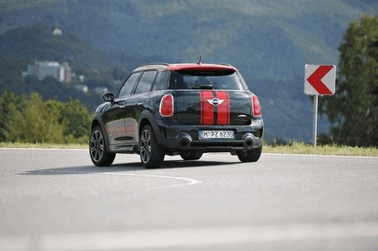 2012 Mini Countryman JCW 15