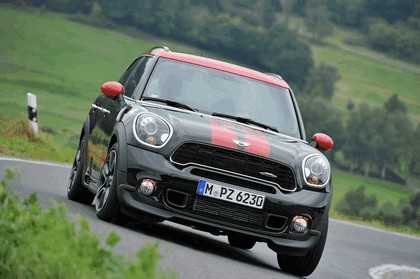 2012 Mini Countryman JCW 16