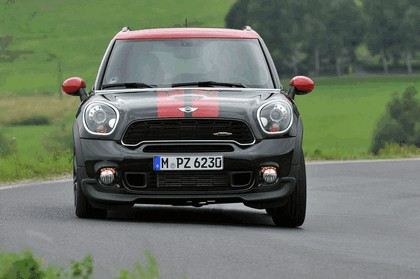 2012 Mini Countryman JCW 17